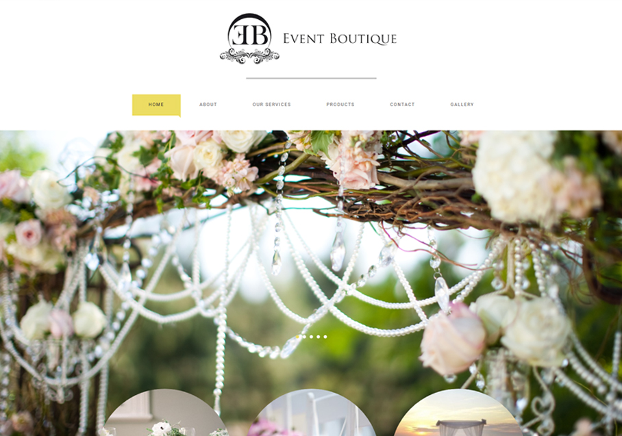 portfolio – event boutique