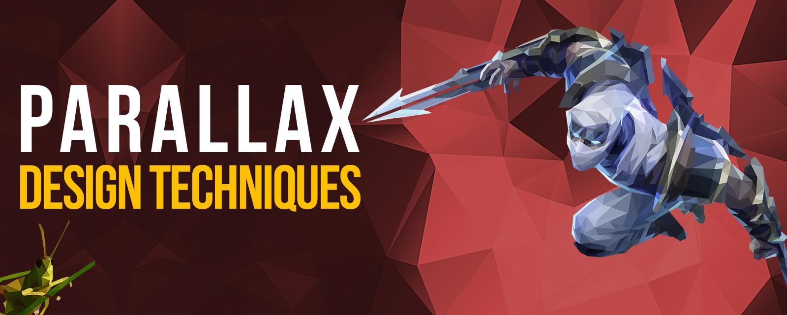 parallax design blogs cover