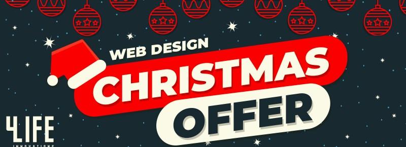 Christmas Web Design Offers