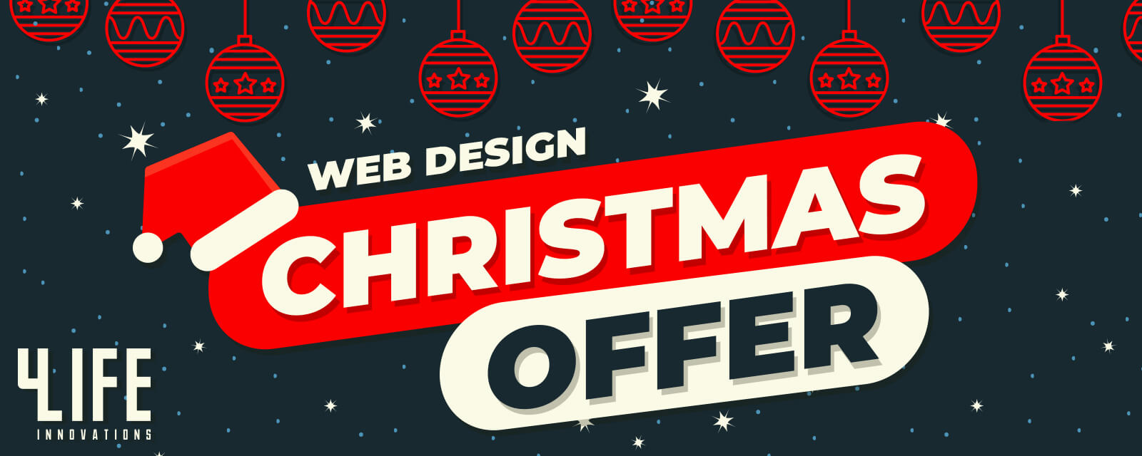 Christmas Web Design Offers